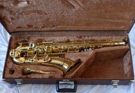 Играю на этом инструменте в основном джаз и рок-н-ролл. Как и все японские инструменты, отличается необычайной стройностью.