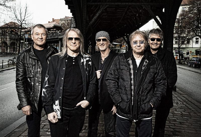 Новый альбом Deep Purple - Now What?!