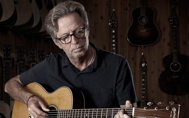 Новый альбом Эрика Клэптона Eric Clapton & Friends