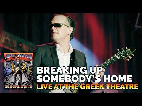 Джо Бонамасса: концерт в Греческом театре